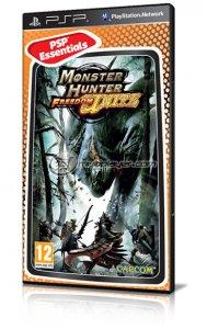 Monster Hunter: Freedom 2 per PlayStation Portable