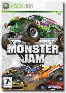 Monster Jam per Xbox 360