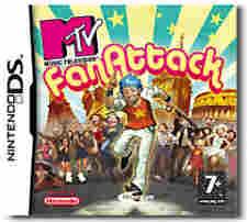 MTV Fan Attack per Nintendo DS