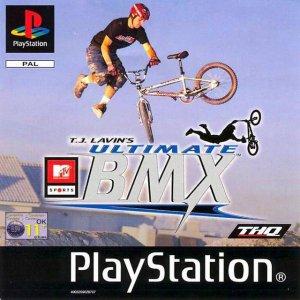 MTV Sports: T.J. Lavin's Ultimate BMX per PlayStation
