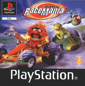 Muppet Race Mania per PlayStation