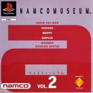 Namco Museum Vol. 2 per PlayStation