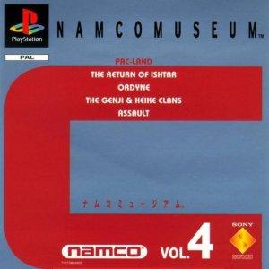 Namco Museum Vol. 4 per PlayStation