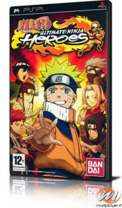 Naruto: Ultimate Ninja Heroes per PlayStation Portable