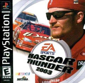 NASCAR Thunder 2003 per PlayStation