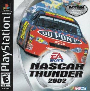 NASCAR Thunder 2002 per PlayStation