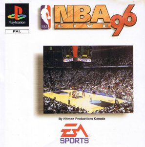 NBA Live '96 per PlayStation