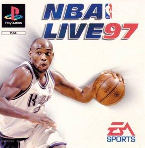 NBA Live 97 per PlayStation