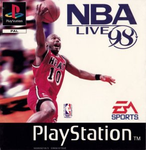 NBA Live 98 per PlayStation