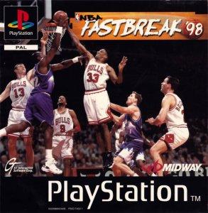 NBA Fastbreak '98 per PlayStation