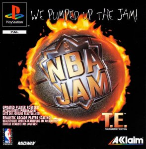NBA Jam: Tournament Edition per PlayStation