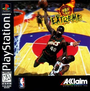 NBA Jam Extreme per PlayStation