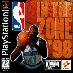 NBA In The Zone '98 per PlayStation