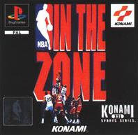 NBA In The Zone per PlayStation