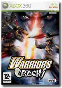 Warriors Orochi per Xbox 360