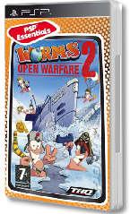 Worms: Open Warfare 2 per PlayStation Portable