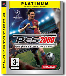 Pro Evolution Soccer 2009 per PlayStation 3