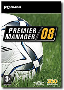 Premier Manager 08 per PC Windows