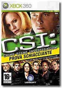 CSI: Crime Scene Investigation: Prova Schiacciante per Xbox 360