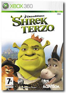 Shrek Terzo (Shrek the Third) per Xbox 360