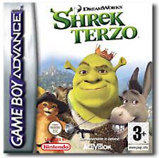 Shrek Terzo (Shrek the Third) per Game Boy Advance