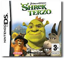 Shrek Terzo (Shrek the Third) per Nintendo DS