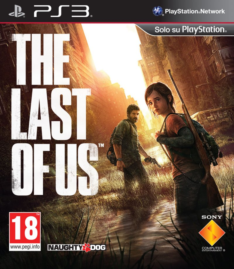 The Last of Us - Il packshot ufficiale
