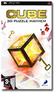 The Cube per PlayStation Portable