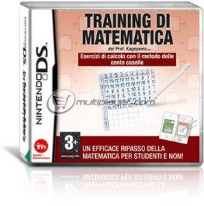 Training di Matematica del Prof. Kageyama per Nintendo DS