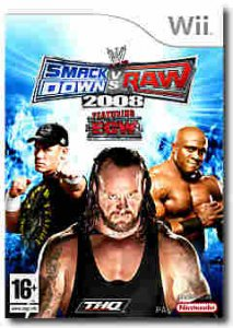 WWE Smackdown! vs Raw 2008 per Nintendo Wii