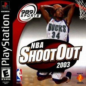 NBA ShootOut 2003 per PlayStation