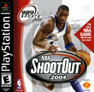 Nba Shootout 2004 per PlayStation
