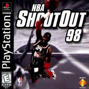 NBA ShootOut 98 per PlayStation