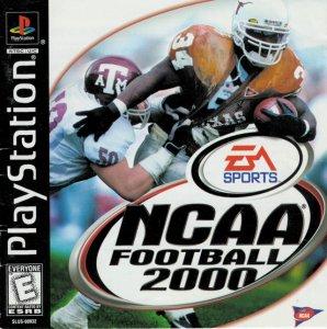 NCAA Football 2000 per PlayStation