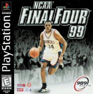 NCAA Final Four 99 per PlayStation