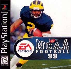 NCAA Football 99 per PlayStation