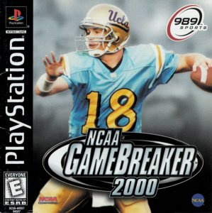 NCAA GameBreaker 2000 per PlayStation