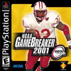 NCAA GameBreaker 2001 per PlayStation
