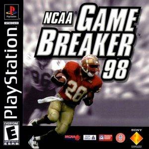NCAA GameBreaker '98 per PlayStation