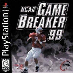 NCAA Gamebreaker 99 per PlayStation