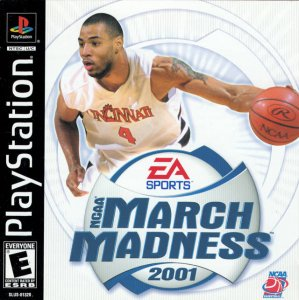 NCAA March Madness 2001 per PlayStation