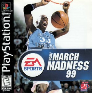 NCAA March Madness 99 per PlayStation