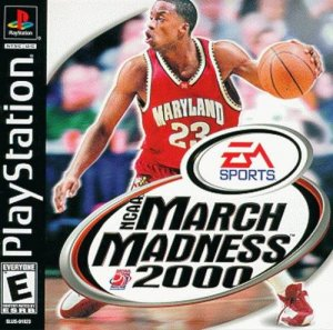 NCAA March Madness 2000 per PlayStation