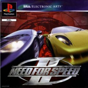 Need for Speed II per PlayStation
