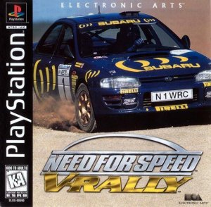 Need for Speed: V-Rally per PlayStation