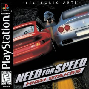 Need for Speed: High Stakes per PlayStation