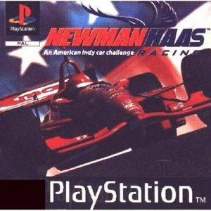 Newman/Haas Racing per PlayStation