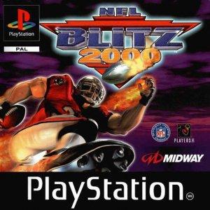 NFL Blitz 2000 per PlayStation