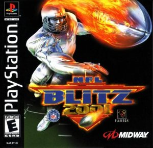 NFL Blitz 2001 per PlayStation
