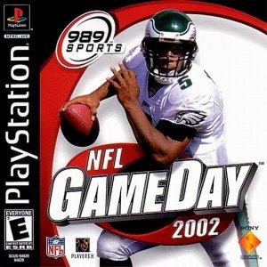 NFL GameDay 2002 per PlayStation